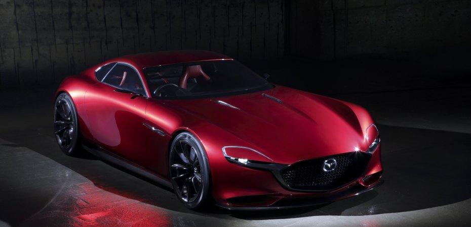 Mazda отказалась от ротора