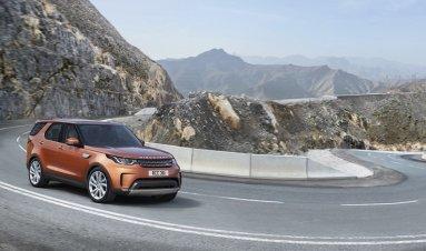 Названы цены Land Rover Discovery