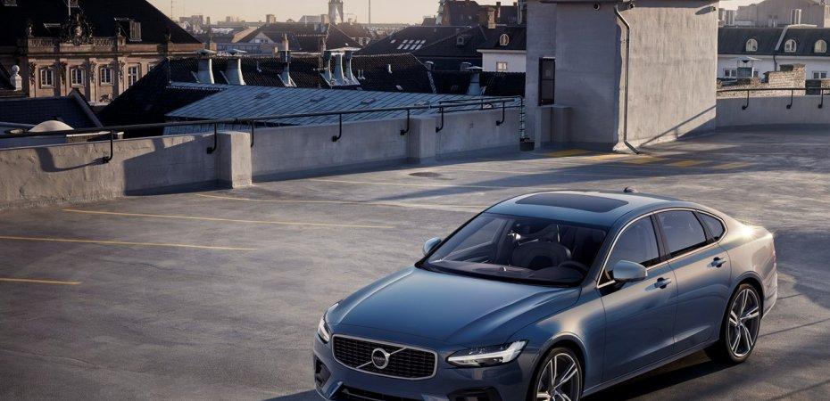 Volvo S90 R-Design в продаже