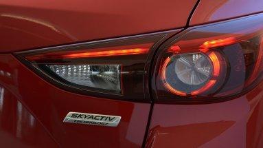 Новый двигатель Mazda