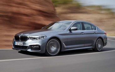 BMW 5 серии с рублевым ценником