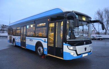 ГАЗ испытывает электробус