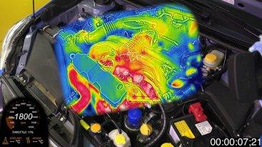 Сколько греется двигатель?