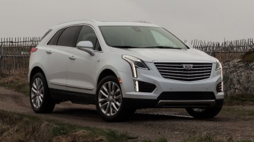 Cadillac XT3 скоро в продаже