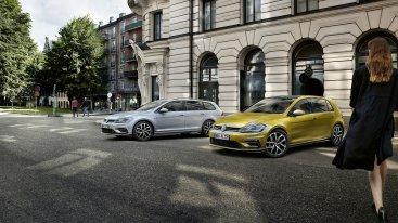 VW Golf GTI станет гибридным