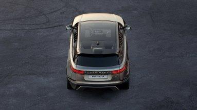 Новый Range Rover - Velar