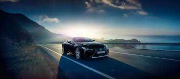 Начались продажи Lexus LC 500