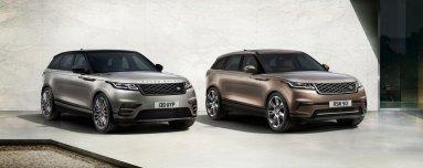 Цены на Range Rover Velar