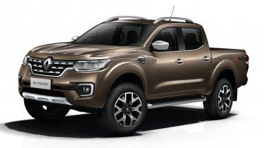 Renault Alaskan скоро в продаже