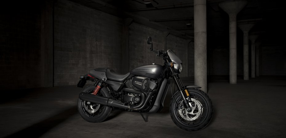 Harley-Davidson обновил Street Rod
