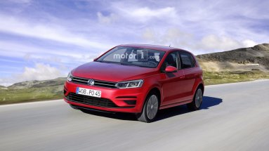 VW Polo обновится