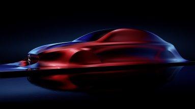 Новый Mercedes A покажут в Китае