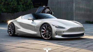 Tesla готовит родстер