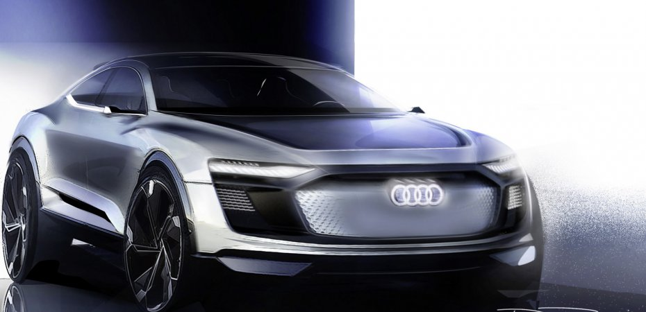 Audi E-Tron будет кроссовером
