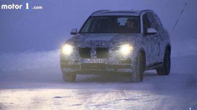 Новое видео BMW X5