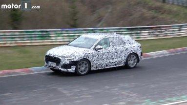 Audi Q8 на Нюрбургринге