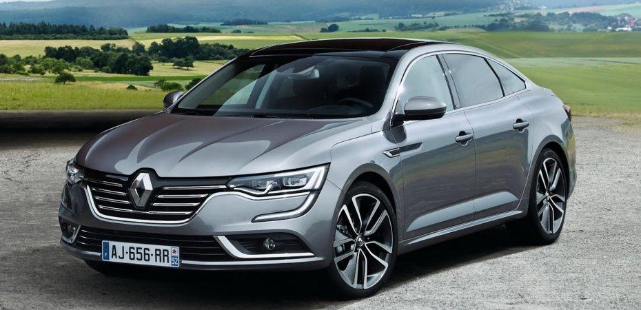 Продажи Renault выросли