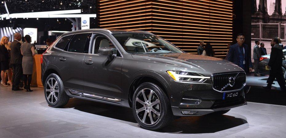 Volvo представила XC60