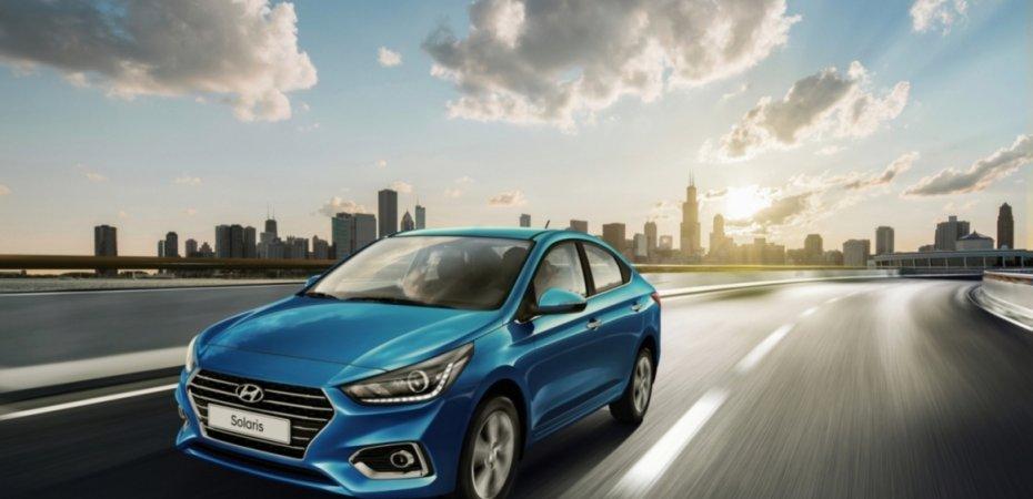 Hyundai позволил разбить Solaris