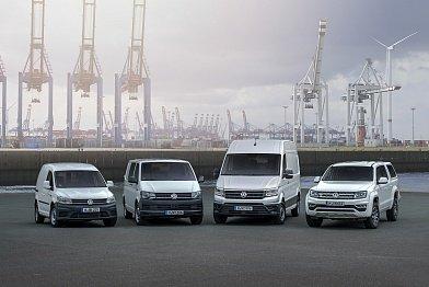 Продажи VW в РФ выросои