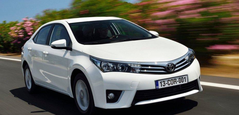 Toyota Corolla 11 – легенда на излёте