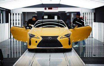 Lexus LC скоро в продаже