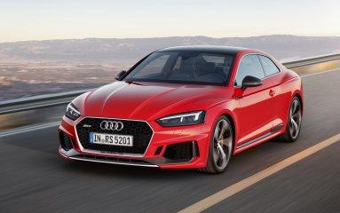 450 «лошадей» Audi RS5 Coupe за 5 млн рублей