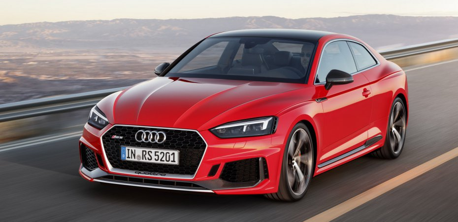 450 «лошадей» Audi RS5 Coupe за 5 млн рублей