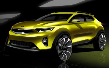 KIA Stonic – «клон» Hyundai Kona