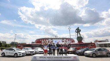 FIFA передали Hyundai и KIA