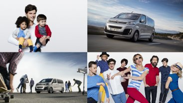 Citroen Spacetourer скоро в продаже