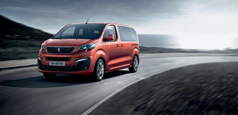 Peugeot Traveller на днях в продаже