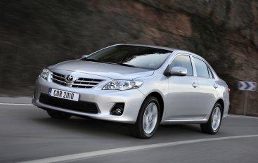 Условная надежность Toyota Corolla