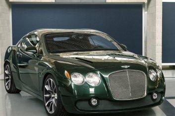 Bentley GTZ Zagato Concept