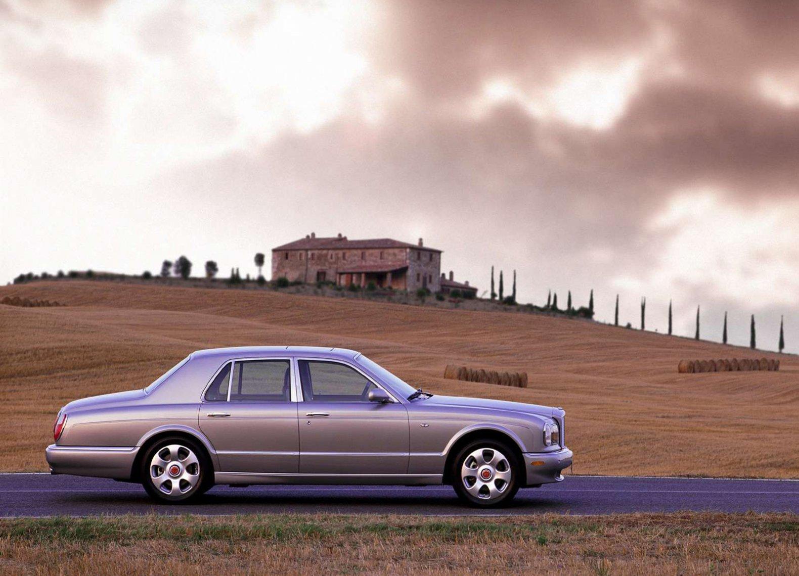Bentley Arnage скачать