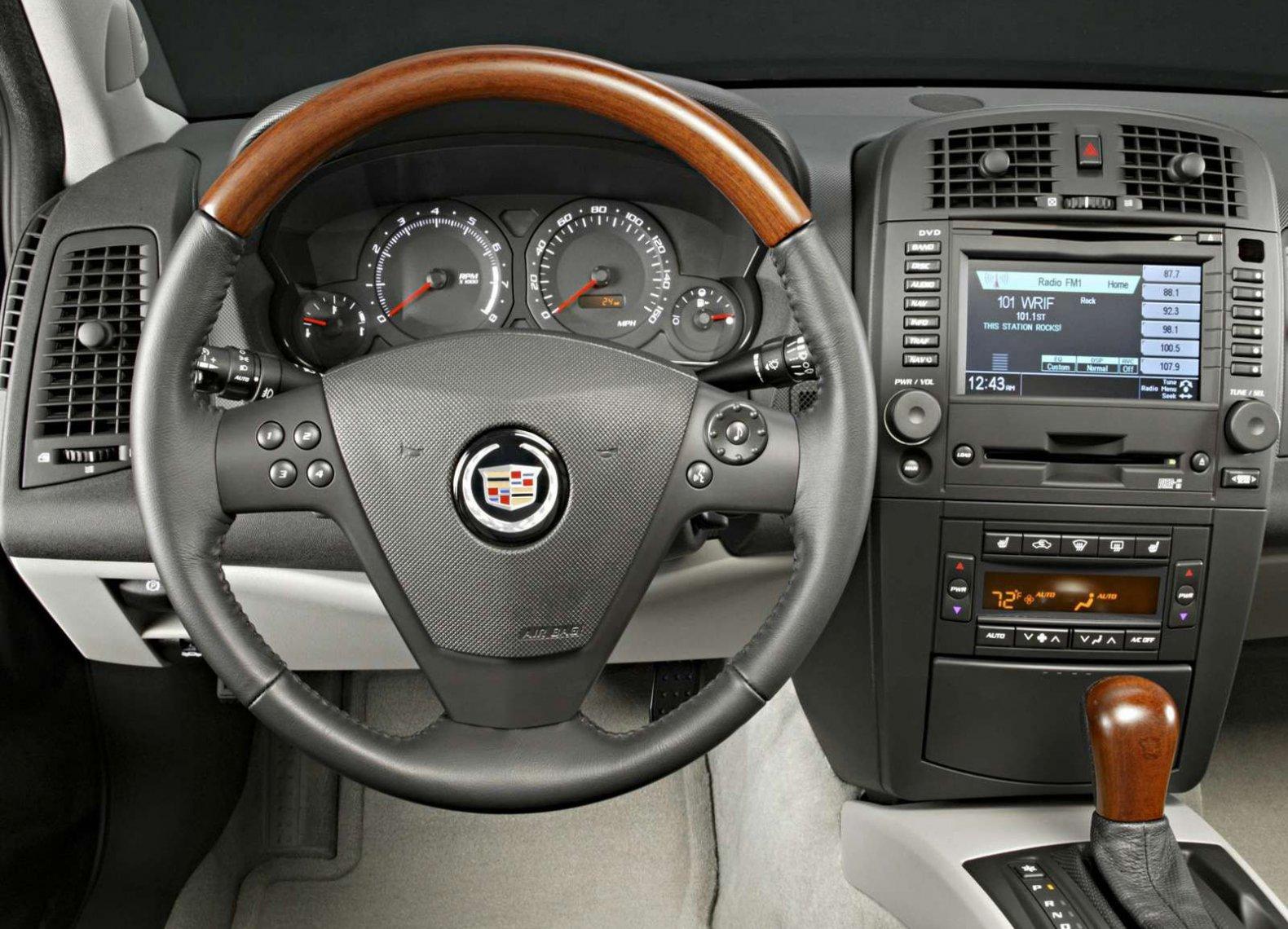 2009 Cadillac Cts Headlights at HeadlightsDepotcom Top