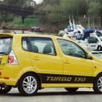Фотографии Daihatsu YRV Turbo 130 2004