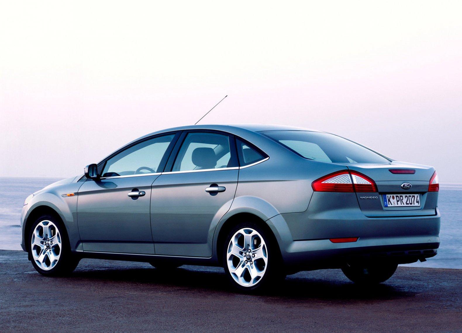 Форд 3 поколения цены бу
