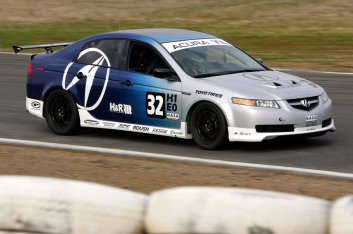 Acura TL 25 Hours of Thunderhill