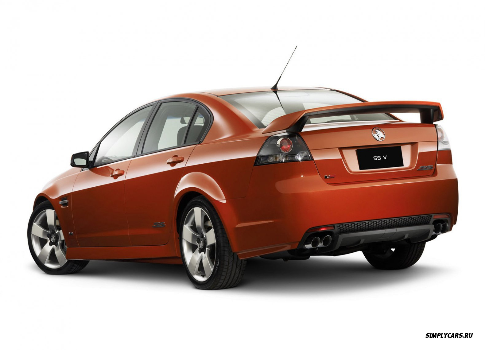 holden cars ss