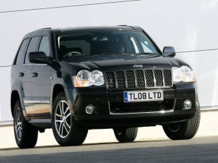 Jeep Grand Cherokee S-Limited UK Version