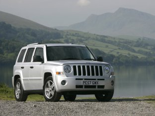 Jeep Patriot UK Version