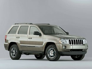 Jeep Grand Cherokee 5.7 Limited