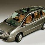 Фотографии Lancia Phedra Unique Edition 2005