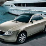 Фотографии Lancia Fulvia 2003