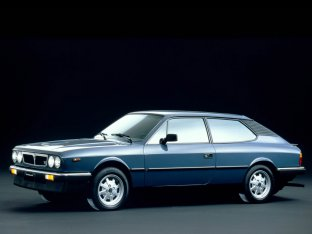 Lancia Beta HP Executive