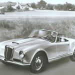Фотографии Lancia Aurelia B24 Spider 1954