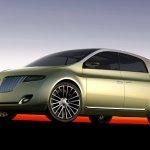 Фотографии Lincoln C Concept 2009