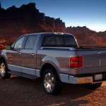 Фотографии Lincoln Mark LT 2006