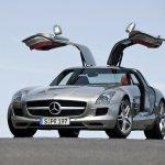 Фотографии Mercedes-Benz SLS AMG 2011